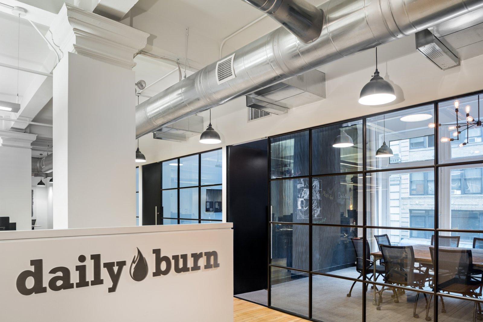 daily burn office