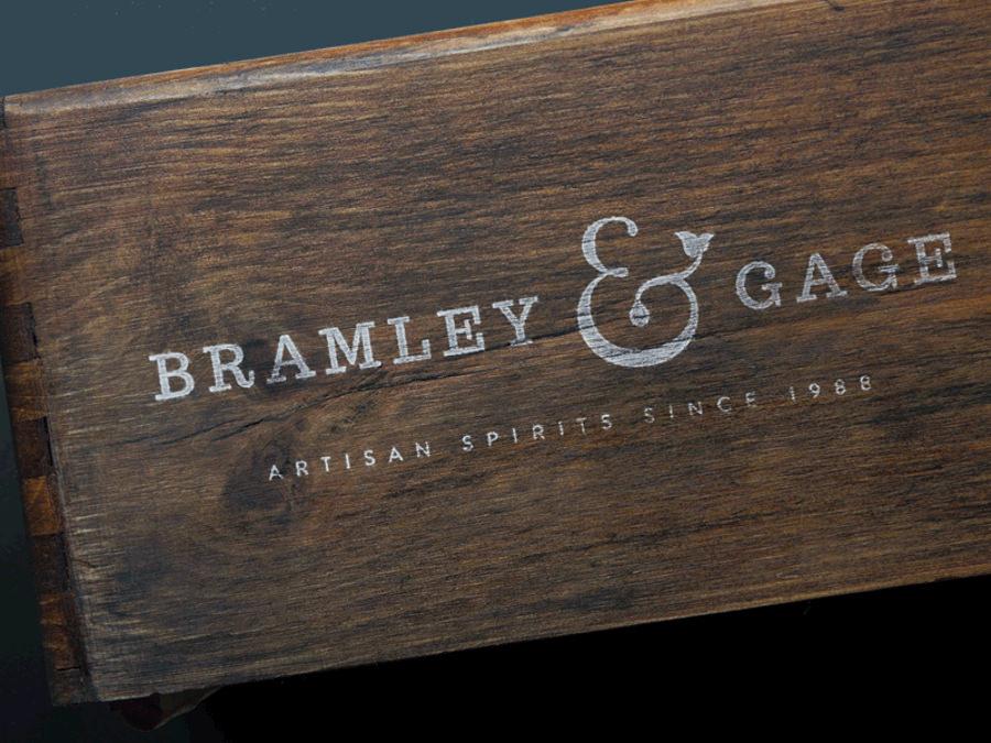 stamping logo mockup design