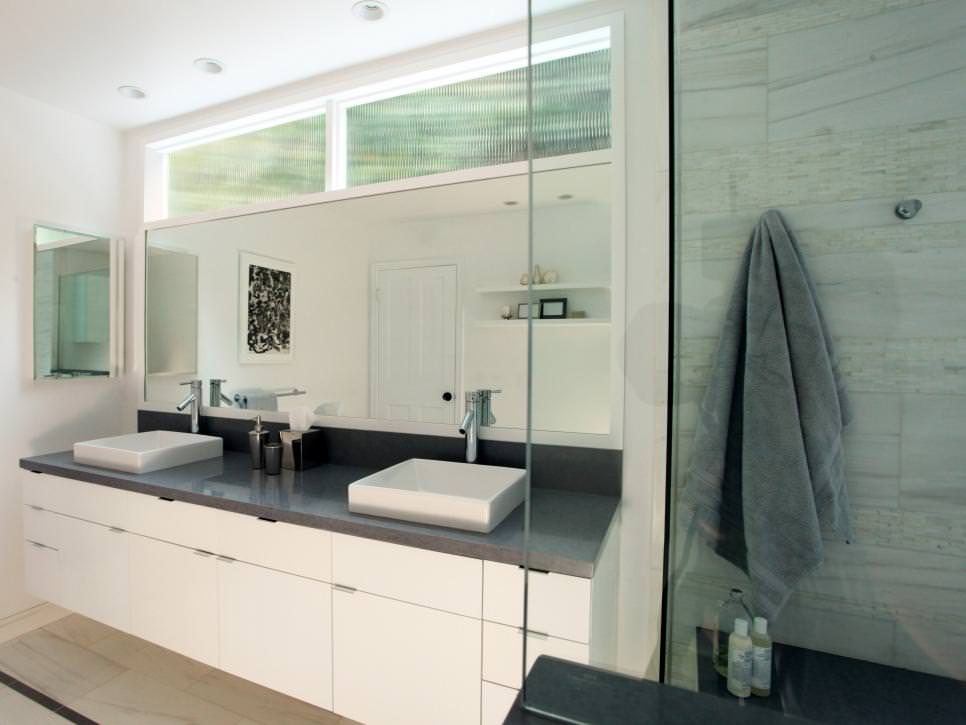 awesome contemporary bathroom design