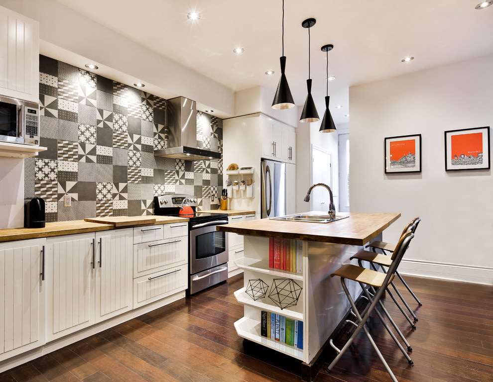 classic contemporary kitchen design - Classic Contemporary Kitchens