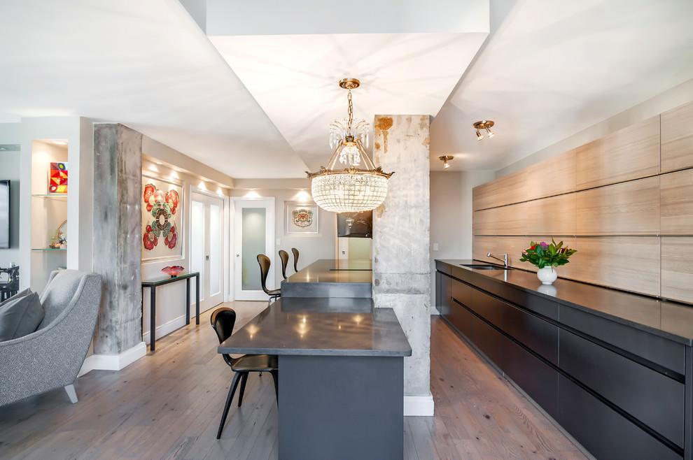 stunning contemporary kitchen design