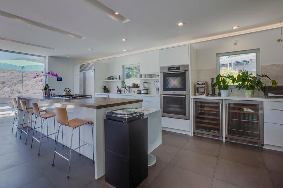 26 contemporary kitchen designs decorating ideas for Brilliant kitchen designs