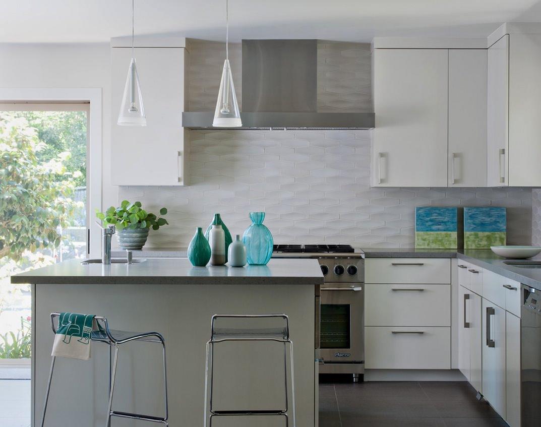 24+ Kitchen Tile Designs | Kitchen Designs | Design Trends ...