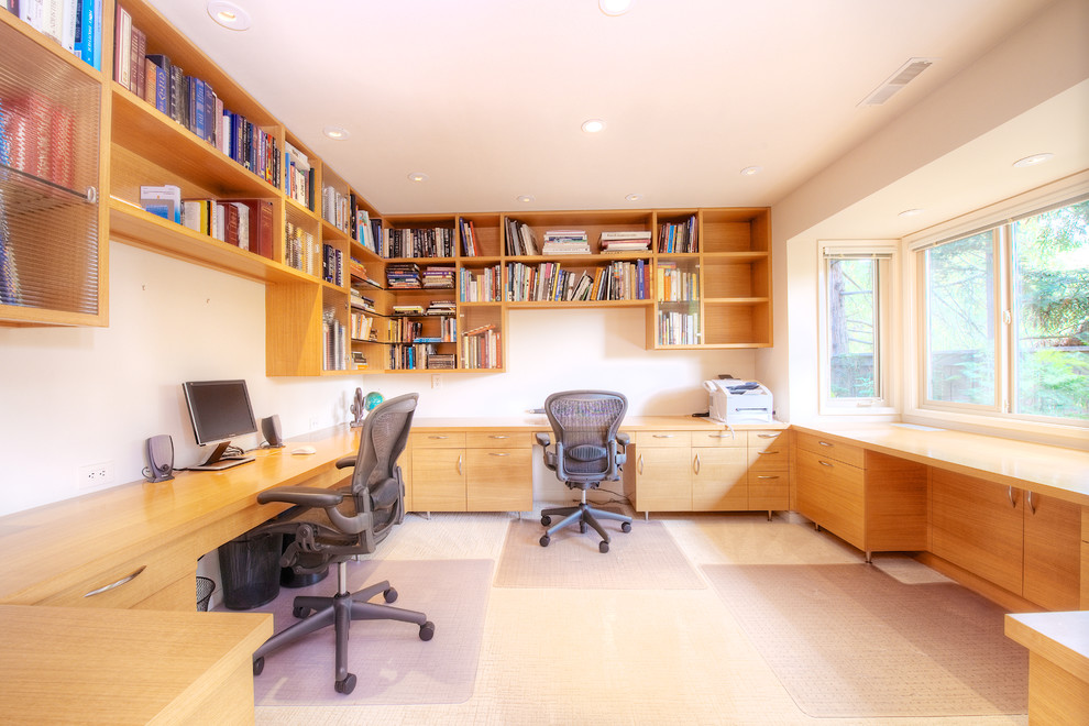 contemporary home office design1