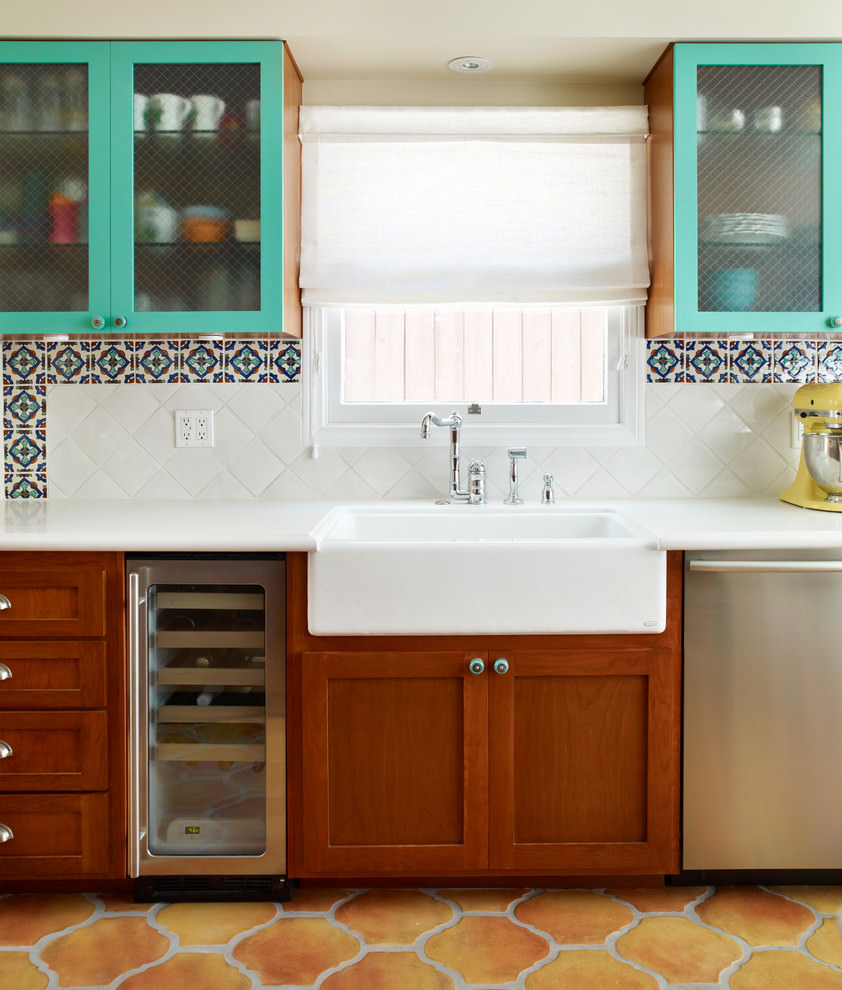 24+ Kitchen Tile Designs
