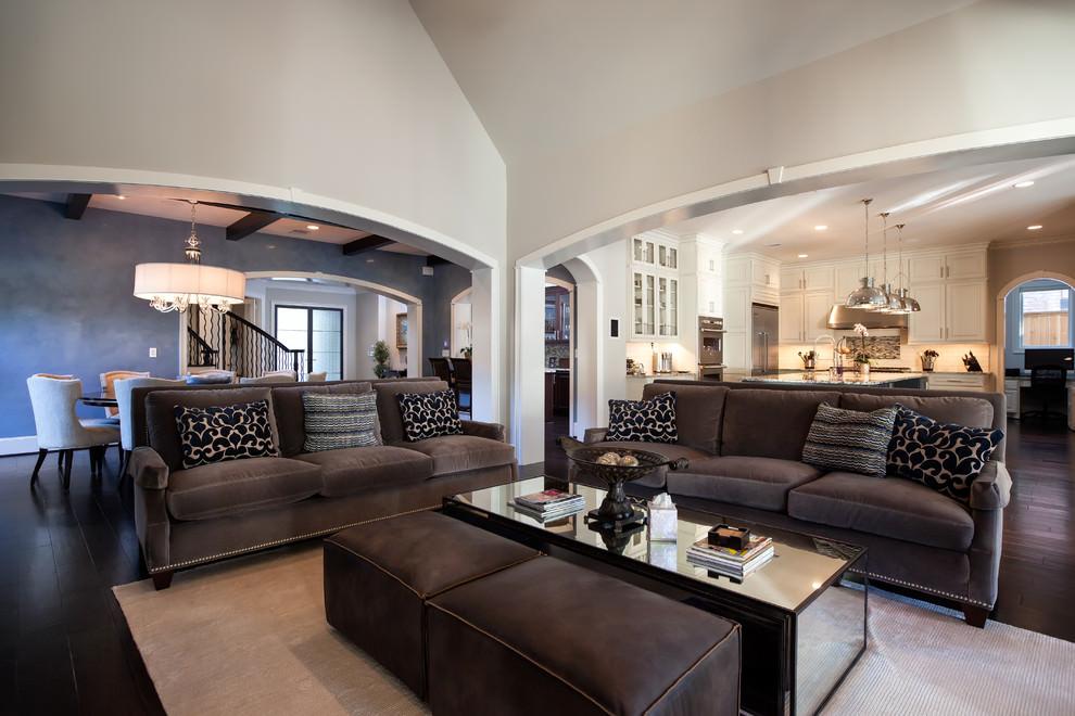 Dark Gray Sofa Designs