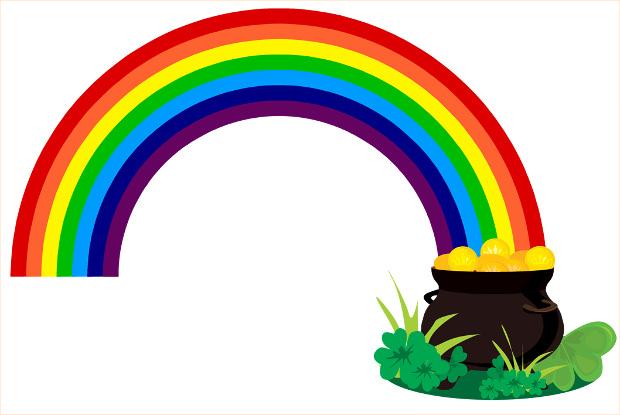 Festival Day Rainbow