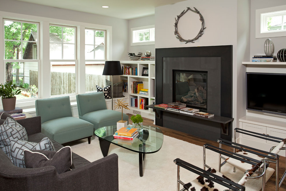 Flat Gray Sofa Designs