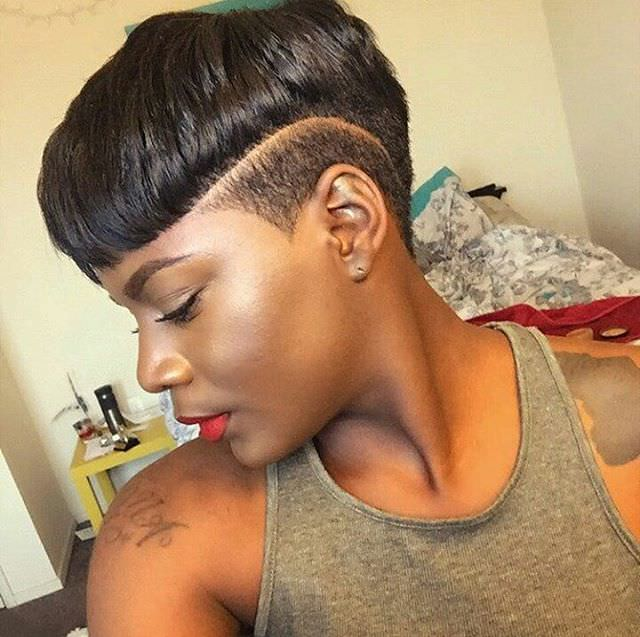 Latest Short Hairstyle for Girls