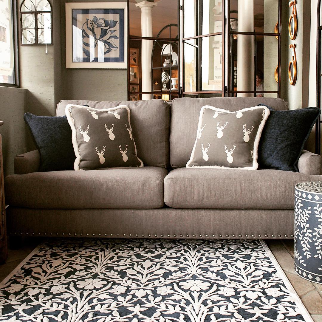 Awesome Gray Sofa Designs