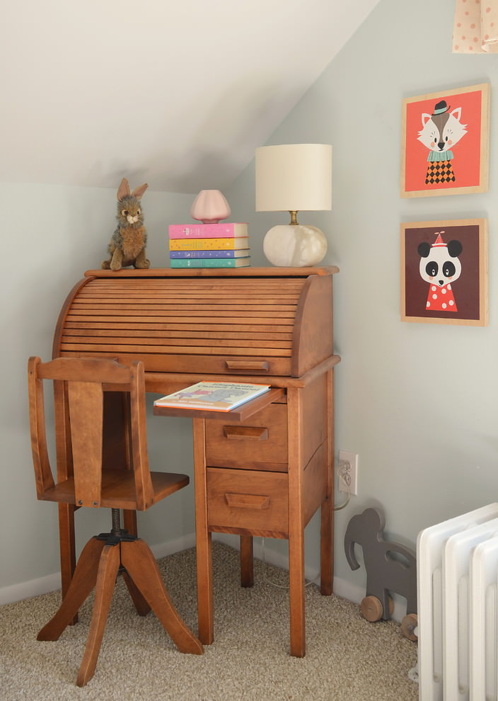 Cut Kids Desk Design