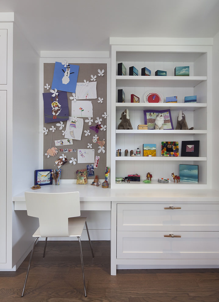 Artful Kids Desk Design