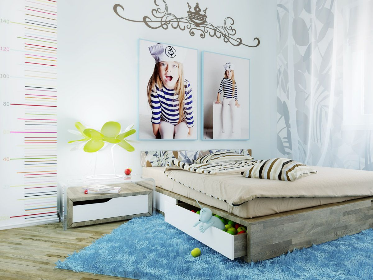 Awesome Kids Room Interior Design