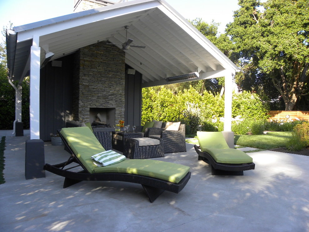 24 patio roof designs ideas plans design trends for Patio ideas and pictures