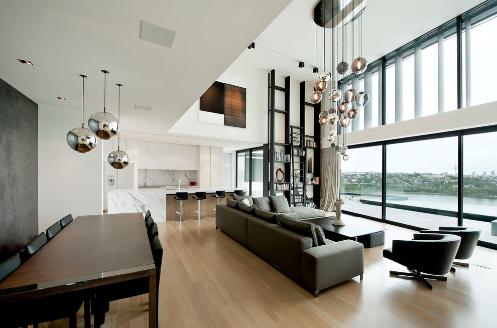 Living Room Contemporary Chandeliers