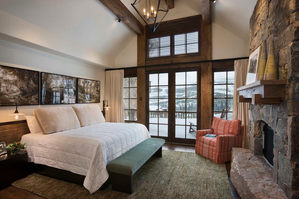 amazing rustic bedroom interior design