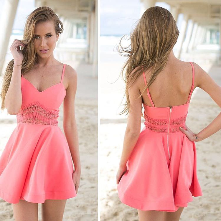 Pink Outfit For Women