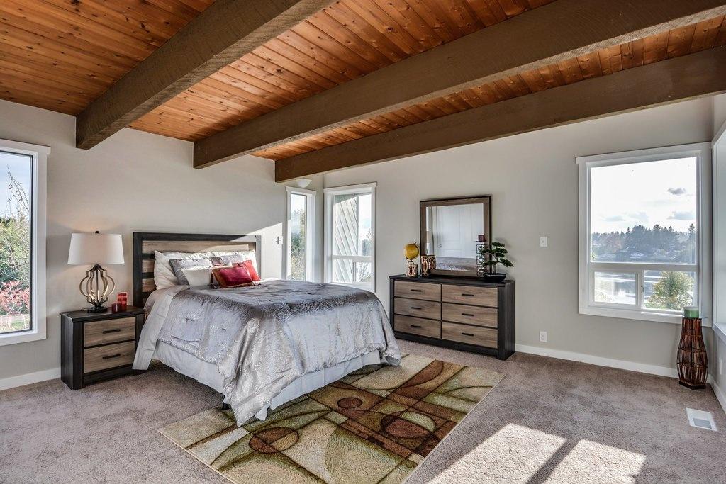 cool rustic bedroom interior design