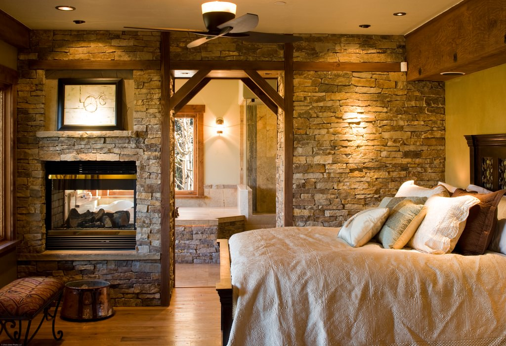 Awesome Rustic Master Bedroom