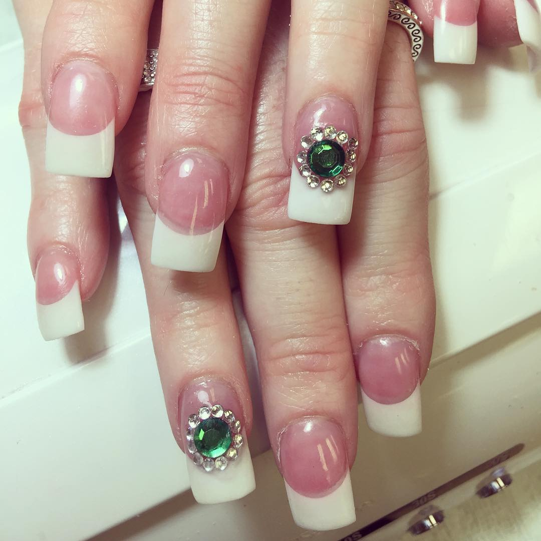 Awesome 3D Nail Art Design