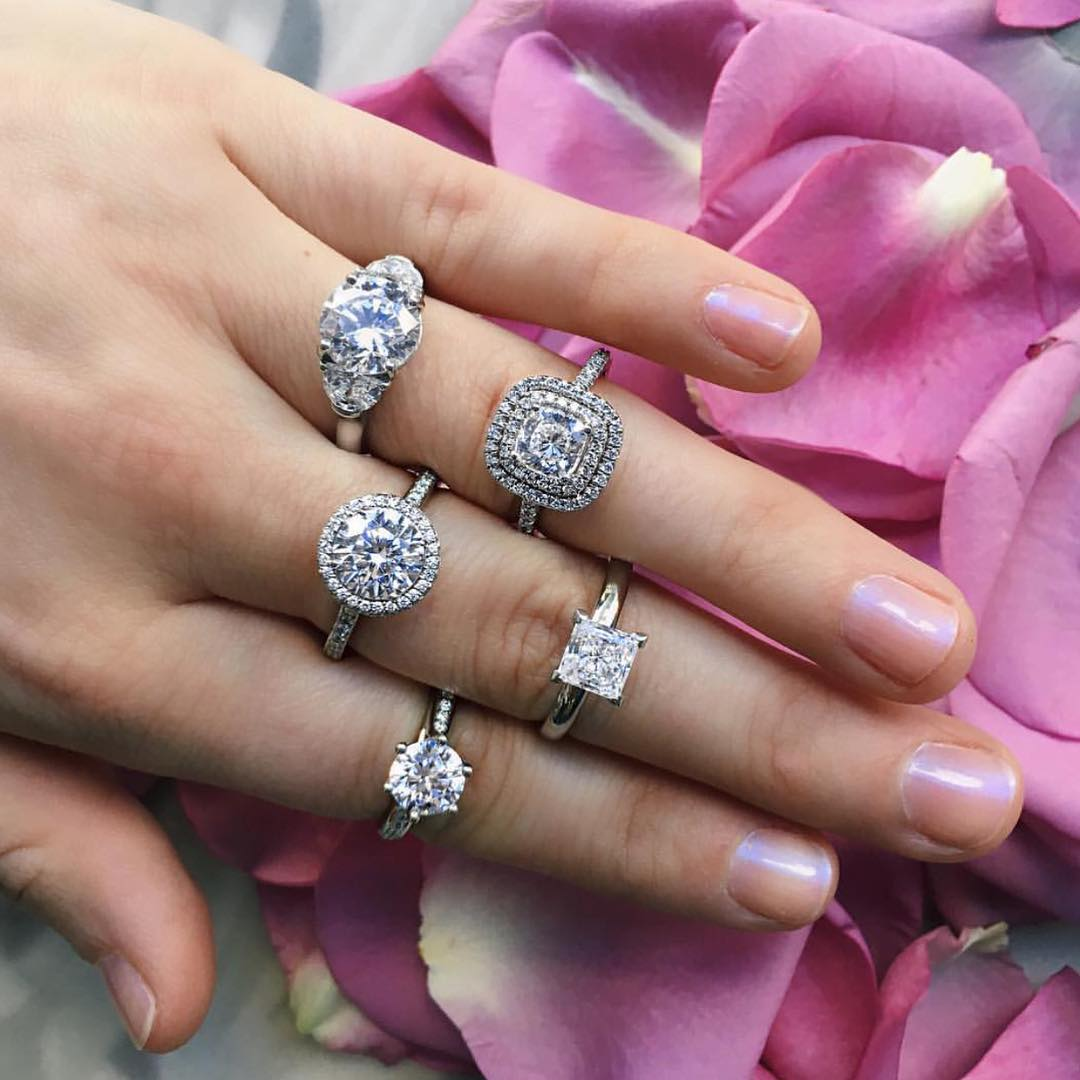 Collection Of Wedding Rings