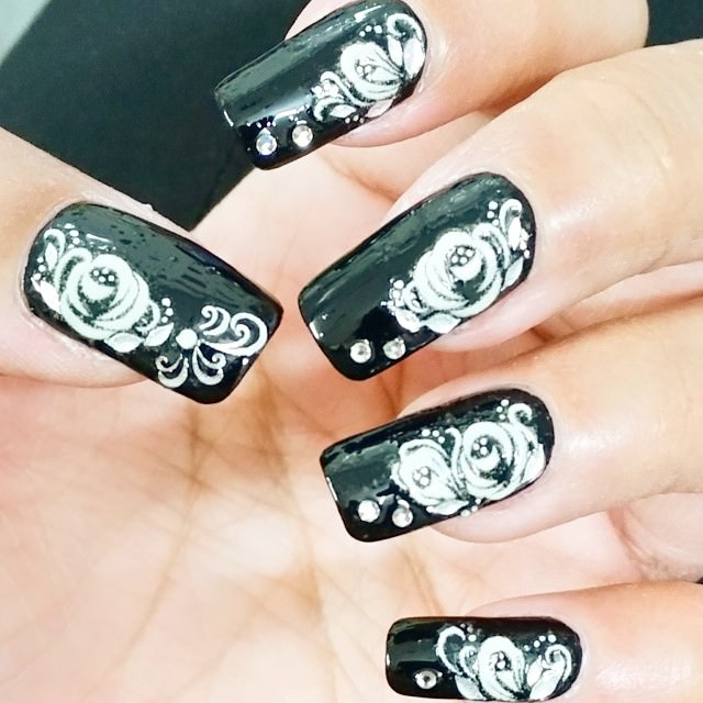 Deasiged 3D Nail Art