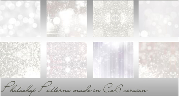 Light Glitter Patterns