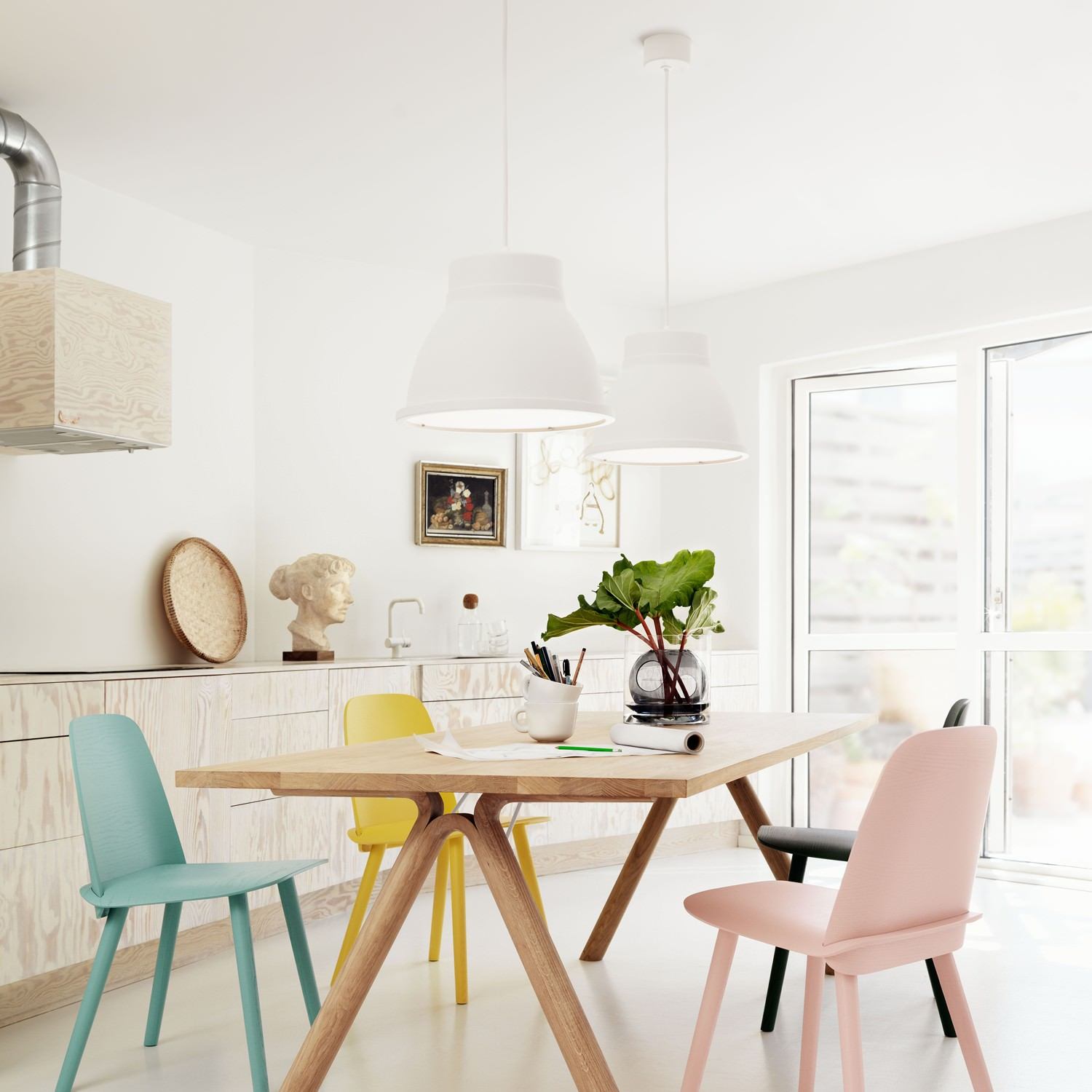 Classy Small Dining Table Design