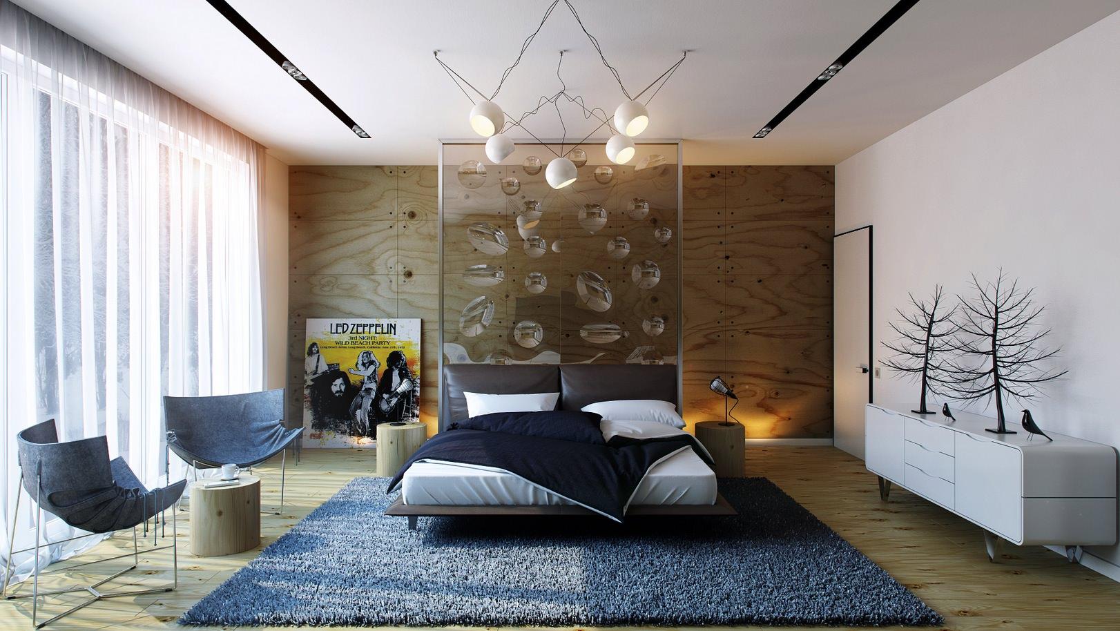 23 modern bedroom interior design bedroom designs for Classy modern bedroom ideas
