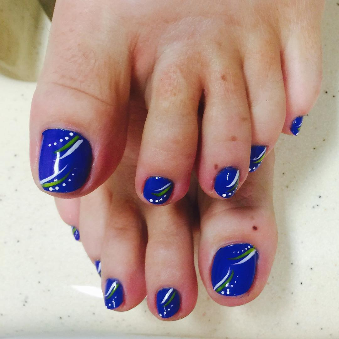 Cool Toenail Designs To Do At Home 2017 2018 Best Cars