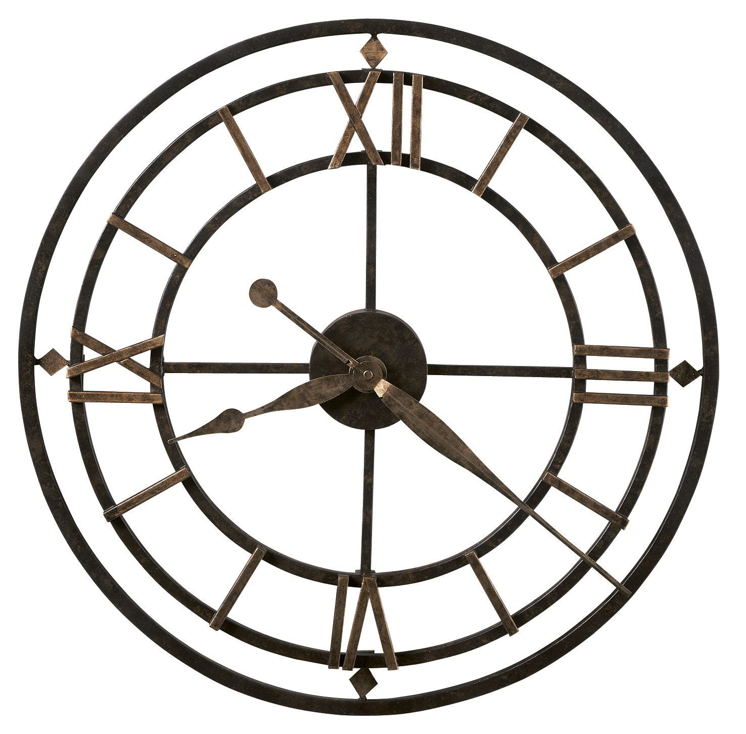 sopisticate industrial wall clock