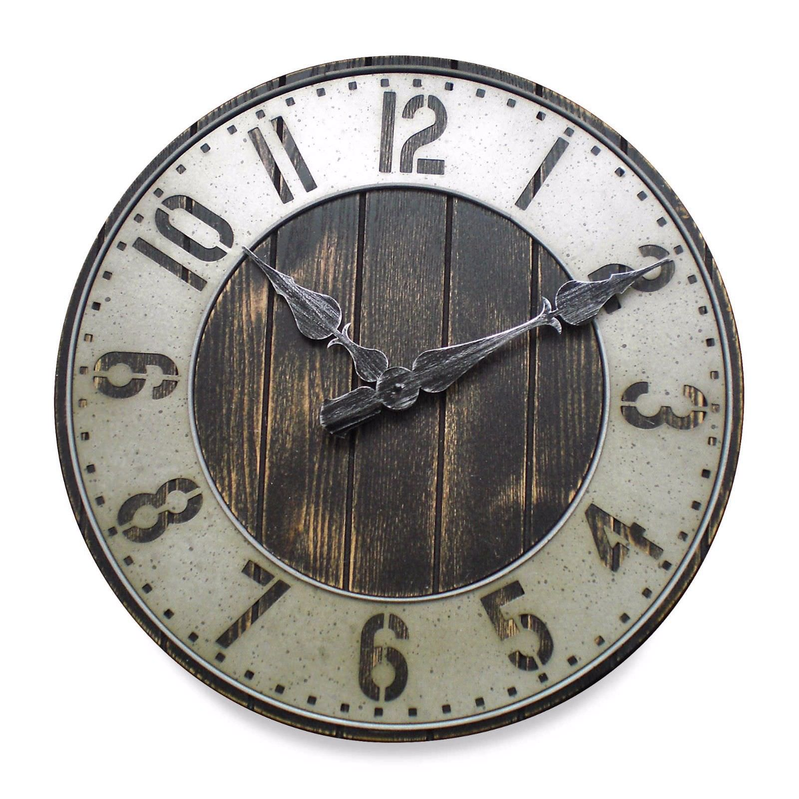 Wall Clock Design Photo : Industrial wall clock designs ideas design trends