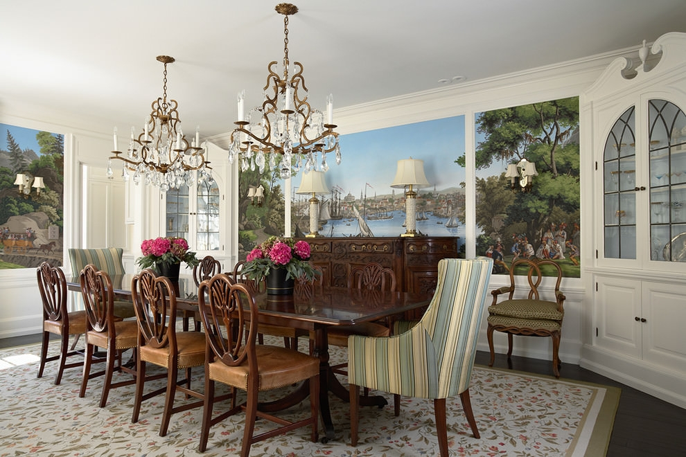 Traditional Dining Room Chandler