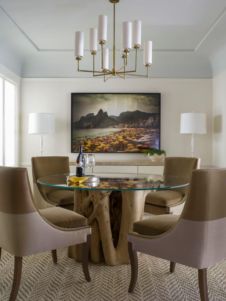 simple dining room chandler