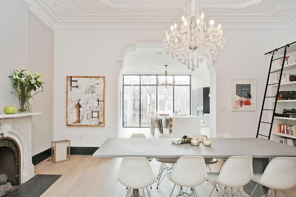 gliteering dining room chandler