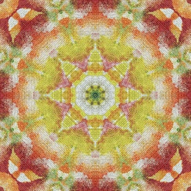 elegant floral pattern design
