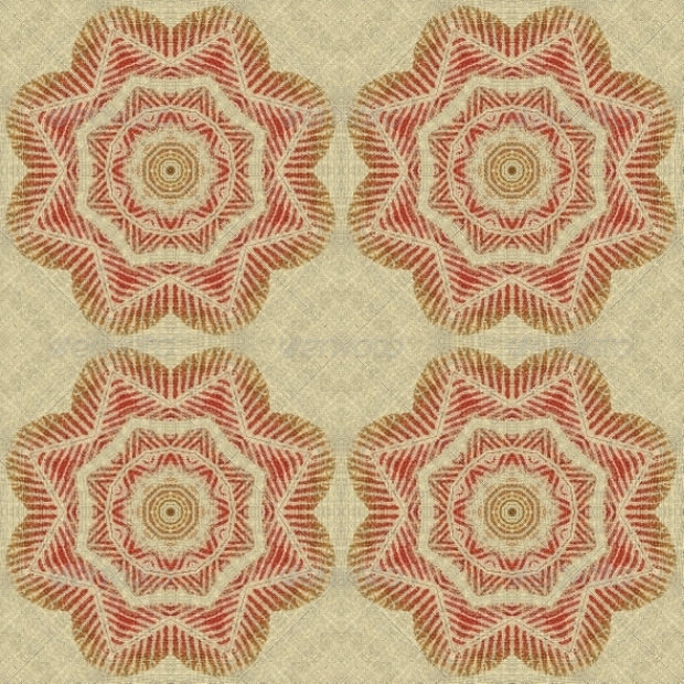 classy pattern on fabric