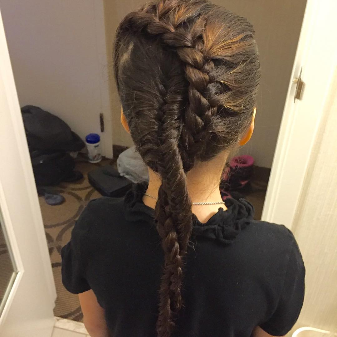 Different Braided Hairstyle for Girls