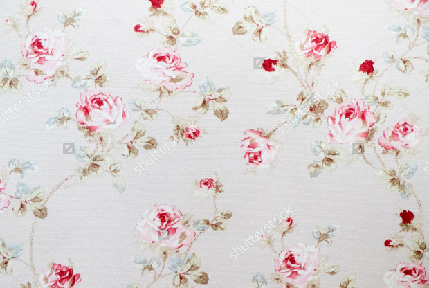 about floral vintage patterns - photo #19