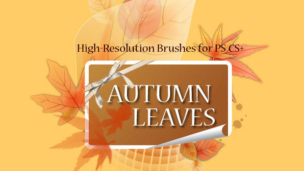 Autumn Leaves brushes