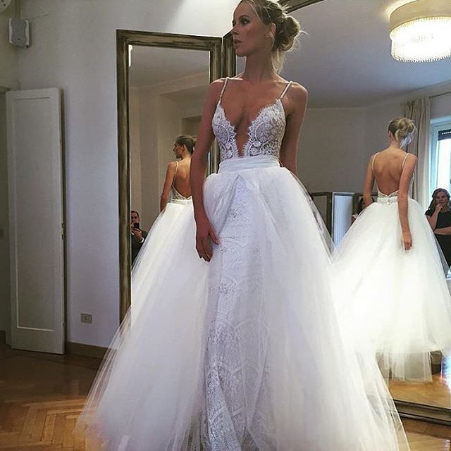 Good Looking Fantasy Wedding Dresses