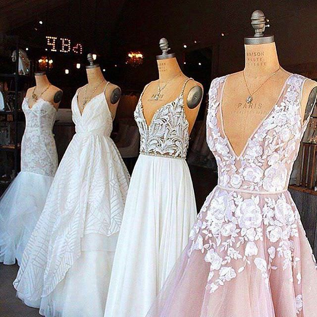 Collection of Fantasy Wedding Dresses