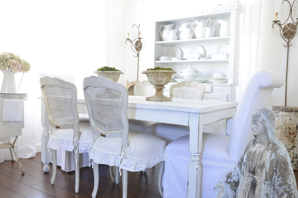 aweso shabby chic dining room