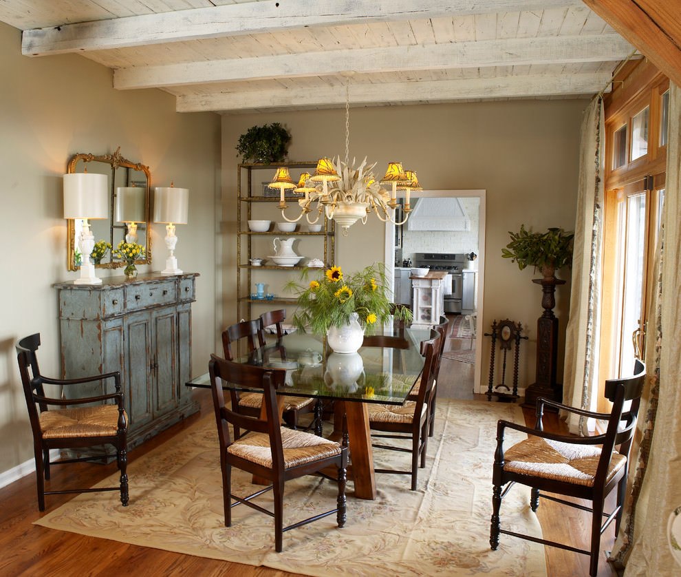 Dining Room Ideas: 25+ Shabby Chic Dining Room Designs, Decorating Ideas