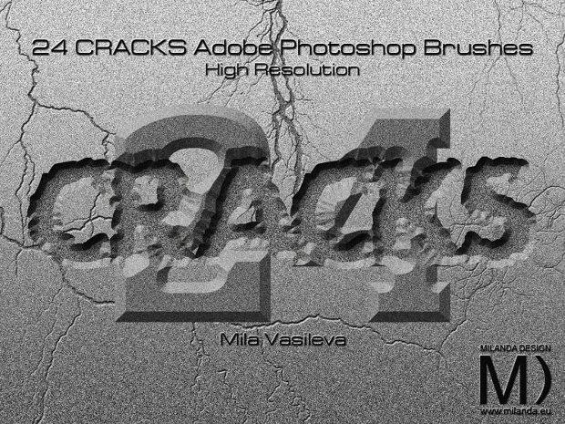 Awesome Concrete Photoshop Brushes