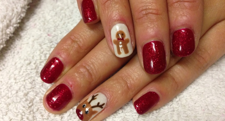 21 Holiday Nail Art Designs Ideas In Word Psd Eps Vector
