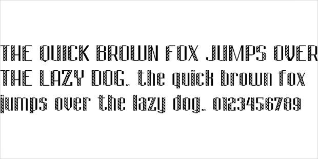 Deco Wave Fonts