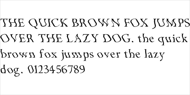 minutia wave premium font
