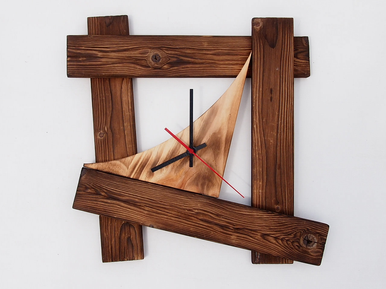 Wall Clock Designs. Wall Clock Design solid Wood wall Clock. modern ...