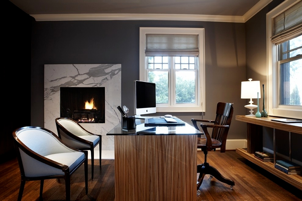 modern home office design idea modern craftsman master bedroom office. Interior Design Ideas. Home Design Ideas